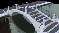 venetian bridge 3d 3ds