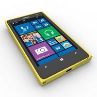 3d model nokia lumia 1020