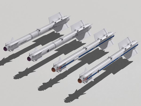 3d r-73 family missiles