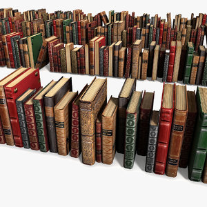 3d book shelf bookshelf