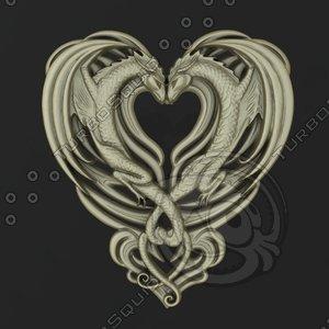 maya dragon love
