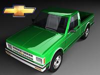 Chevrolet S-10 Reg Cab FL Mk1