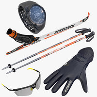 max cross country equipment