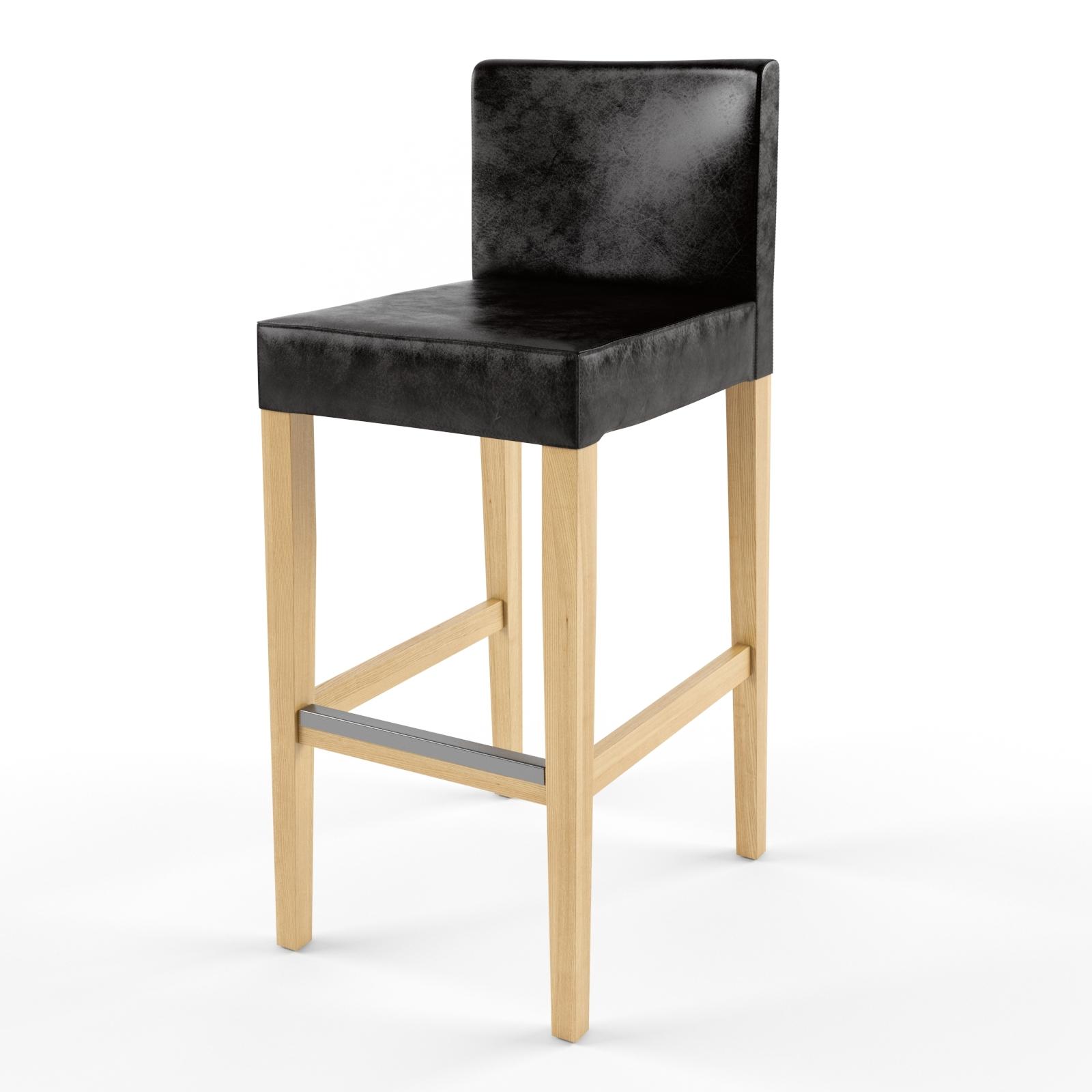 Brilliant Henriksdal Leather Machost Co Dining Chair Design Ideas Machostcouk