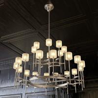 aureole chandelier dwg