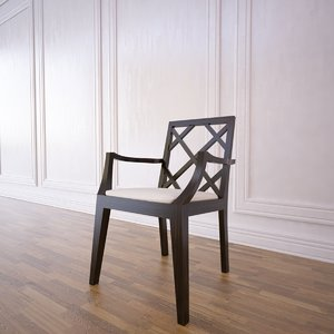 kali chair 3d model