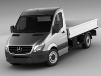Mercedes Sprinter 2013 pick-up