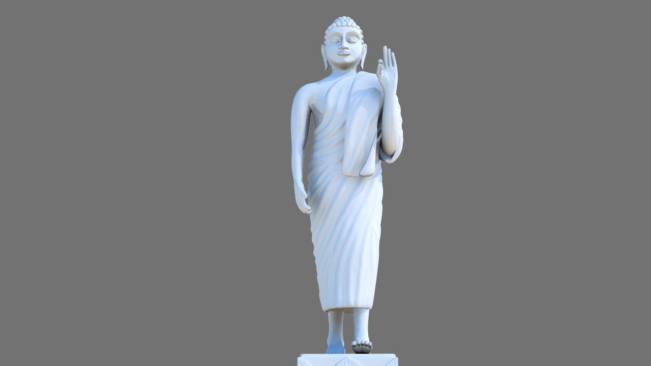 max buddha sculputer
