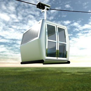 3ds cable car