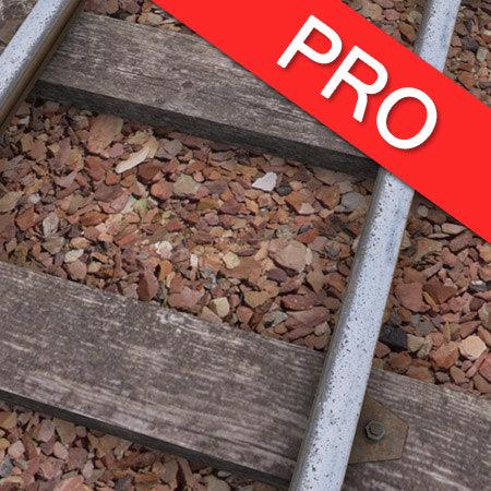 3d train track creator pro model