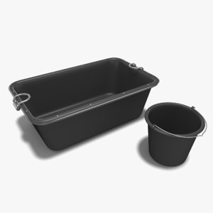 fbx mortar containers