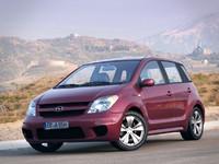 Scion xA Toyota Ist