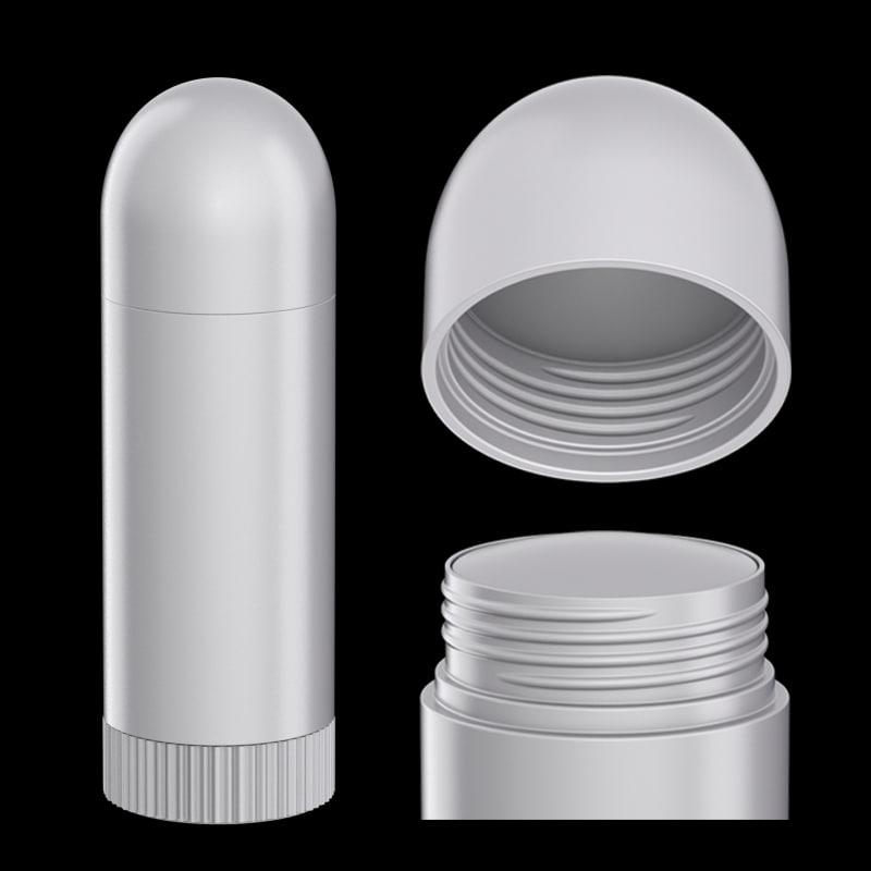 generic stick deodorant 3d model
