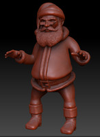 Santa Claus (OId Saint Nick)