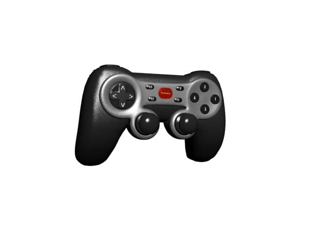 generic joystick max