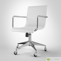 3d surf office chair model
