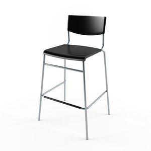 ikea stig bar stool max
