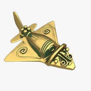 golden aircraft type b max