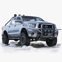 Toyota Tundra off-road 2007 2008 2009 2010 2011 2012 2013