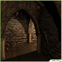 maze beam arch max