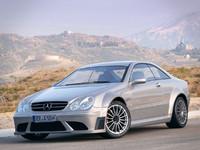 Mercedes Benz CLK63 AMG w209
