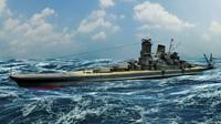 Mushashi Battlelship