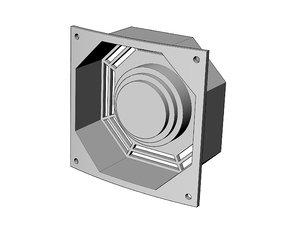 3ds port octagon