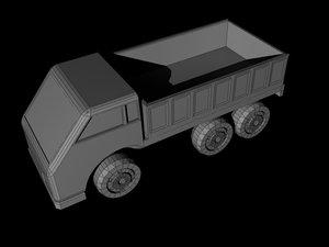 small truck max