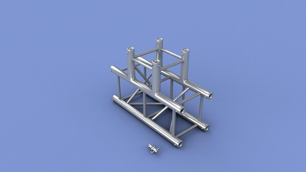 russ -piece 3d model