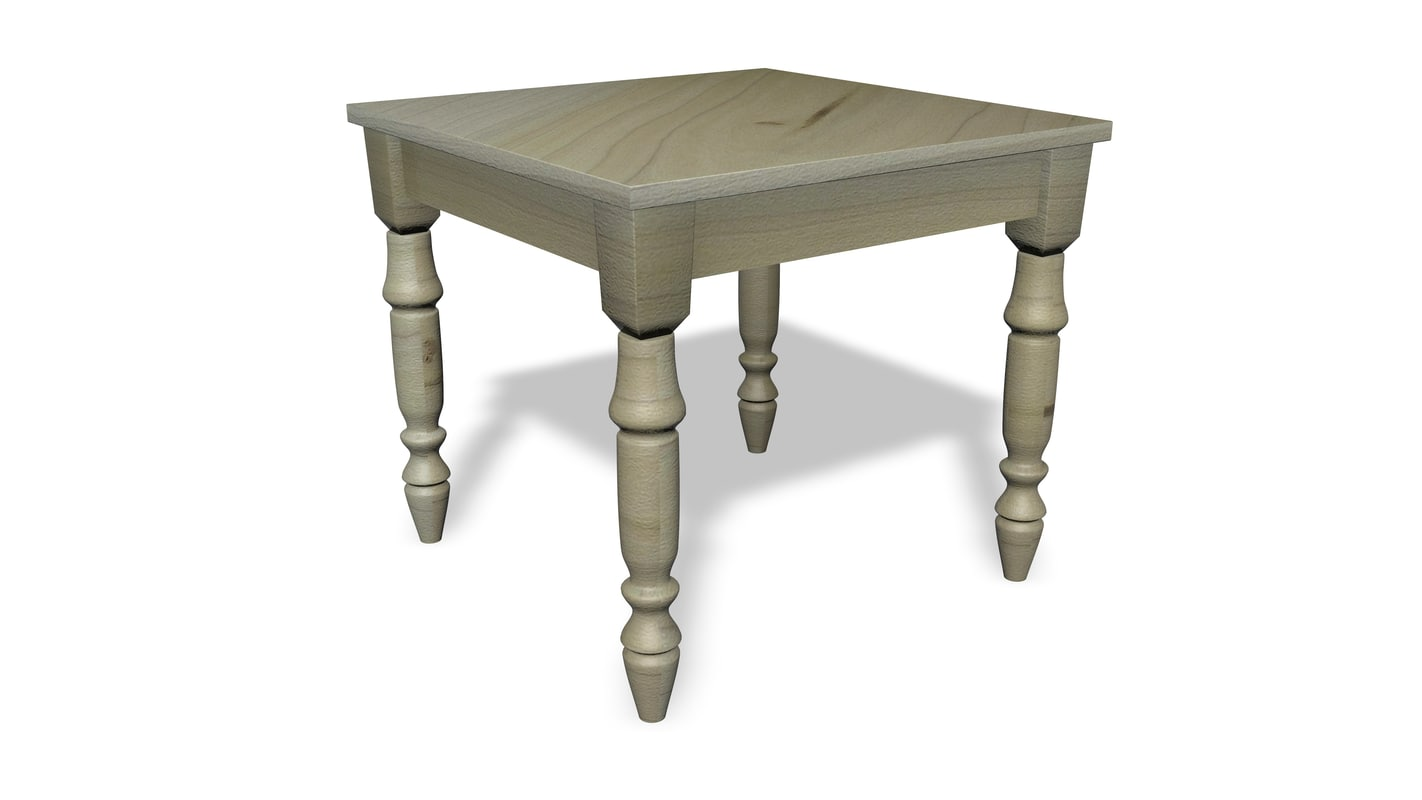 3d model table home