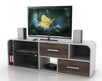 modern designer television cabinet