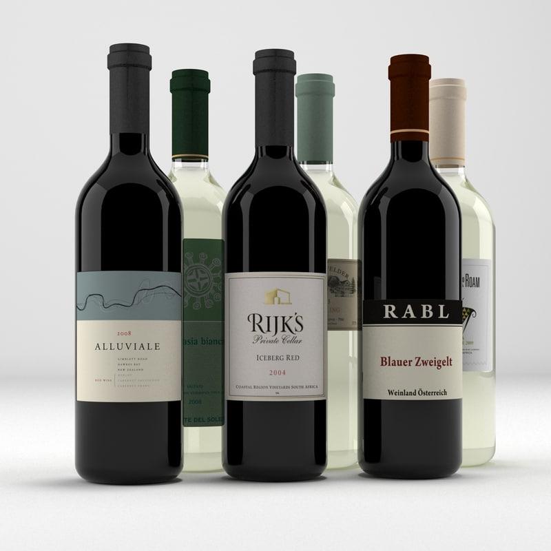 wine 3d max