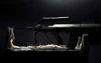 Steyr AUG A1 Assault Riffle