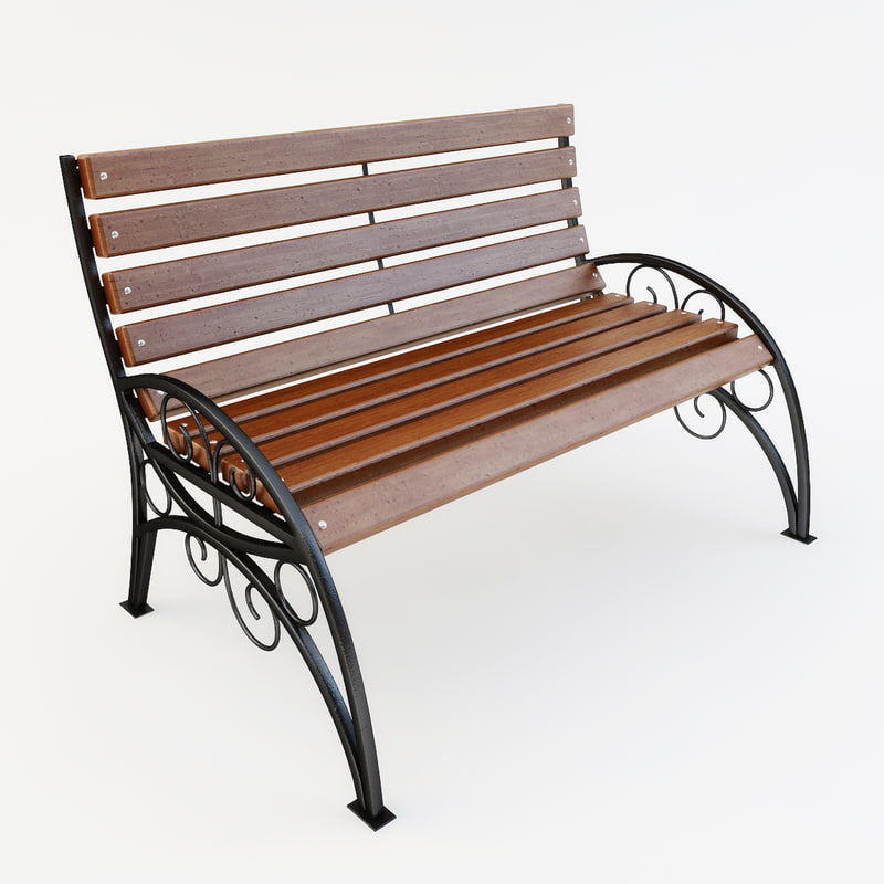 3d 3ds forged bench