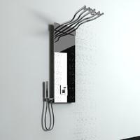 gattoni-colonna water drops 3d model