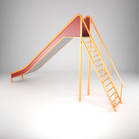 Playgorund slide