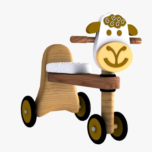 child sheep bike max