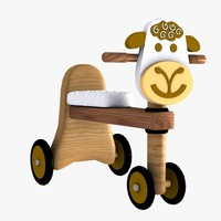 Child Sheep Bike