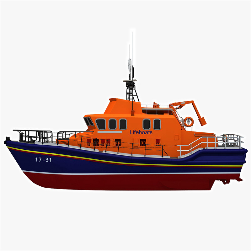 max severn class lifeboat
