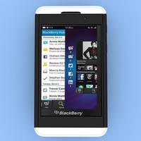 3ds blackberry z10