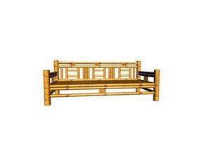 3d model bamboo !