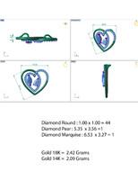 3d model great pendant