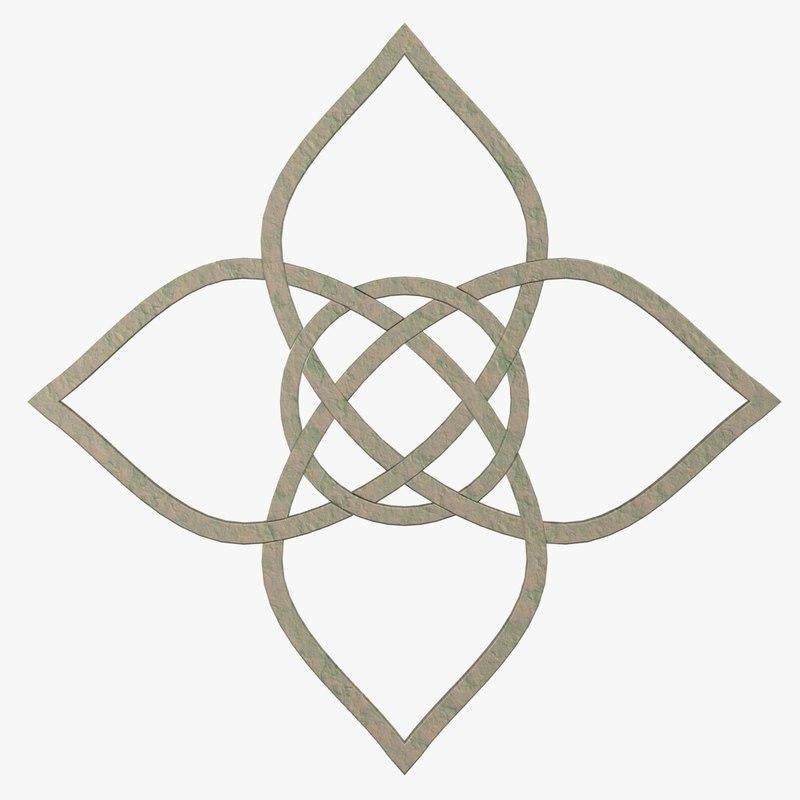 3ds celtic knot fg
