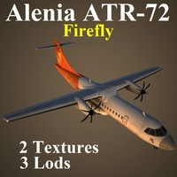 alenia ffm 3d max