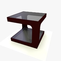 3d 3ds glass table