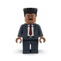 Jonah Jameson Lego
