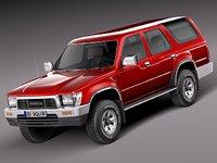 Toyota 4runner 1989-1997