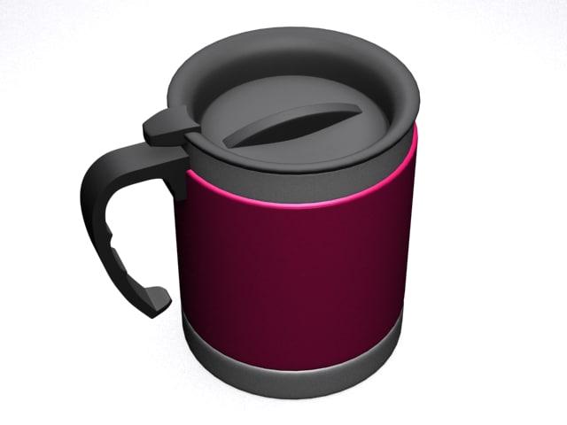mug 3d ma