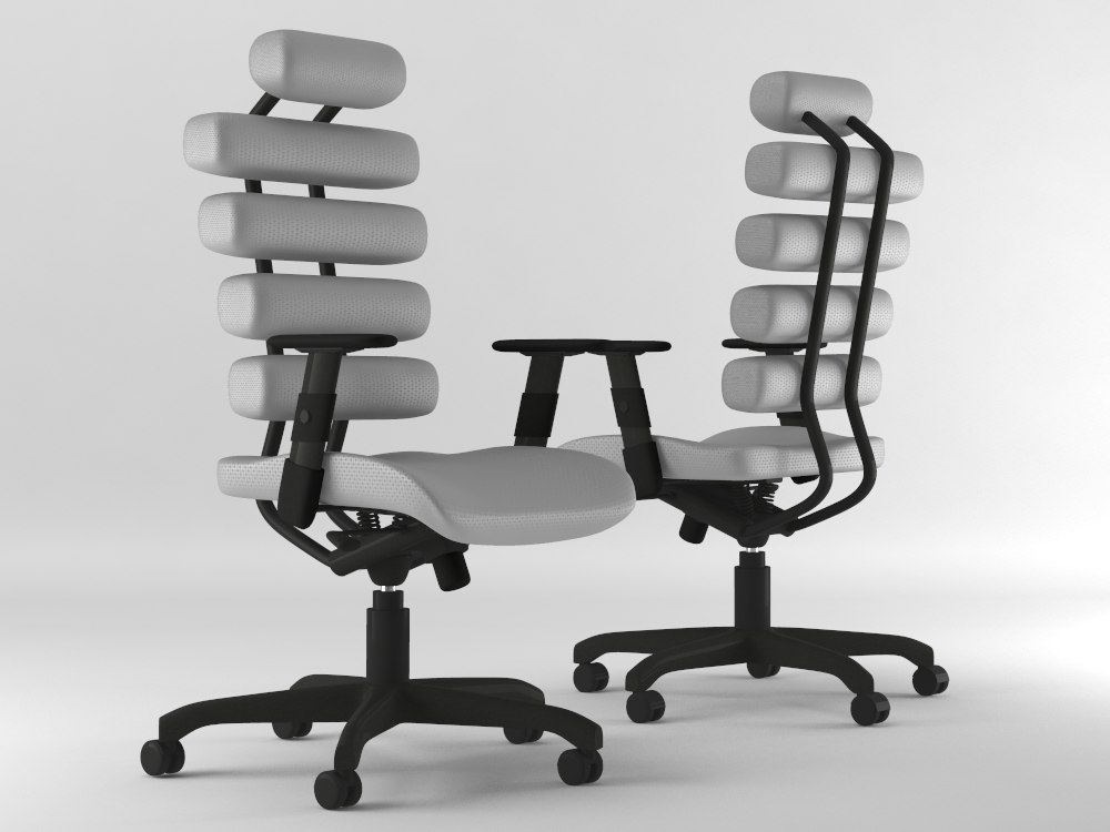 office chair fbx