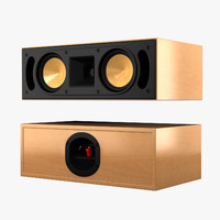 klipsch reference rc42 3d model